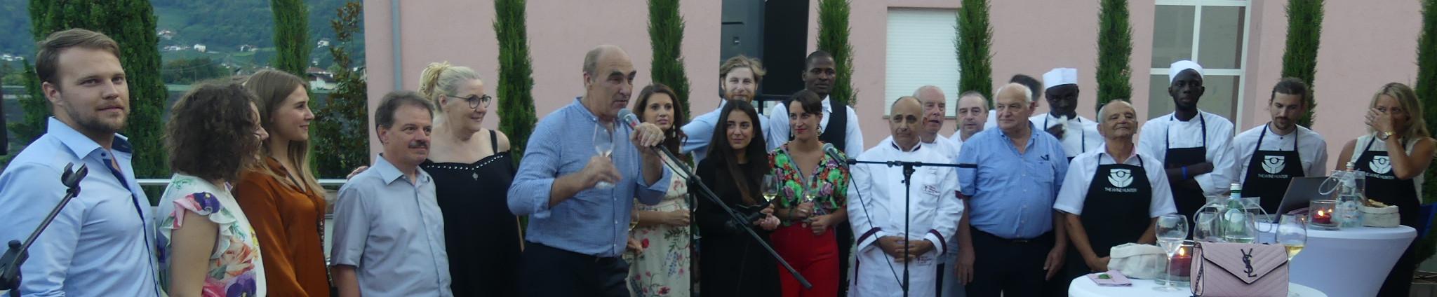 gourmets international inaugurazione